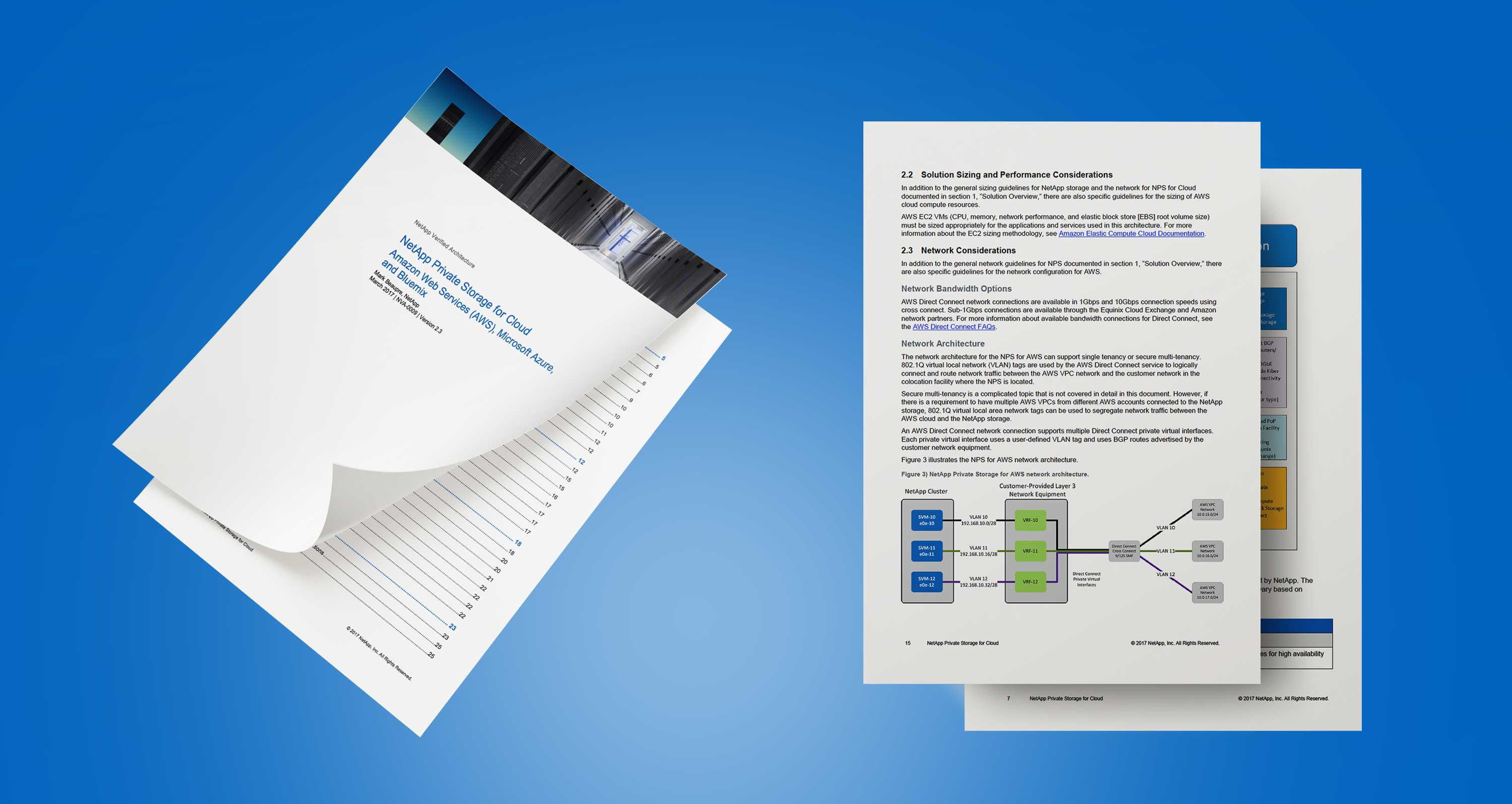 NetApp Private Storage for Cloud Technical Report