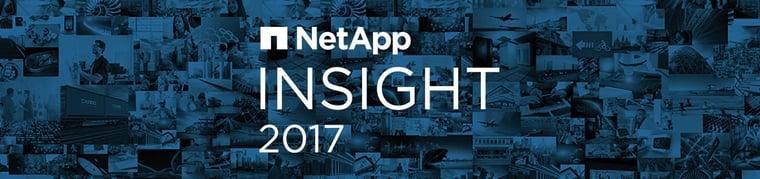 NetApp Insight 2017
